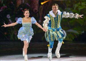 Алина Загитова выступила в Москве в шоу Татьяны Навки «Спящая красавица»