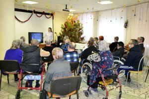 Для жильцов Елабужского дома-интерната устроили «Рождественские чудеса»