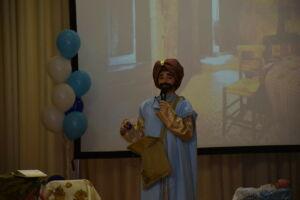 Воспитанники воскресных школ Нурлатского благочиния показали спектакль