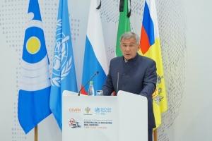 Рустам Минниханов: Международные учения особо актуальны, когда мир борется с Covid-19