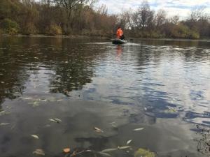 Рыбак утонул в озере в Тюлячинском районе РТ