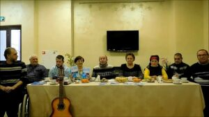 В Чистополе представили новую книгу местного литературного объединения