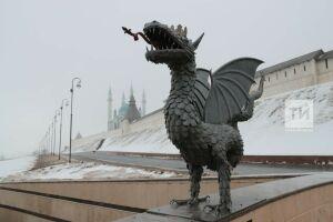Первая декада февраля в Казани будет аномально теплой