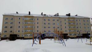 Соципотечный дом в Менделеевске достроят во II квартале 2021 года