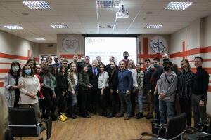 В Российский союз молодежи Татарстана посвятили 50 казанских студентов