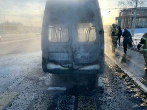 Скандально известная челнинка призналась на видео, что маршрутку сожгли из мести