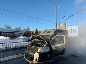Челнинский перевозчик о сгоревшем автобусе: Сумма ущерба составила 360 тыс.рублей