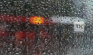 В Татарстан придет оттепель с мокрым снегом, дождем и моросью