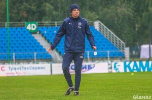 Главный тренер ФК «КАМАЗ»: Вторая часть сезона будет очень захватывающей