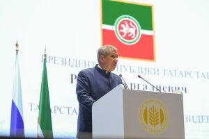 Минниханов: Важно, чтобы сельские жители Татарстана получали хорошую зарплату