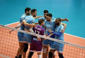 «Зенит-Казань» обеспечил себе участие в плей-офф волейбольной Лиги чемпионов