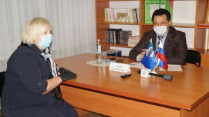 Жители Елабужского района попросили открыть аптеку в селе Новая Мурзиха