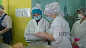 В школе-саду для особенных детей в Нижнекамске нашли «некачественные продукты»