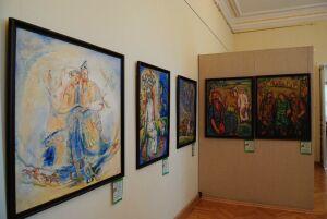 Выставка из Елабуги открылась в Кемерове