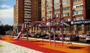 На проспекте Химиков в Нижнекамске установят эксклюзивную детскую площадку