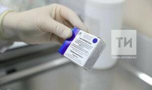 В Алькеевский район поступило двести доз вакцины «Спутник V»