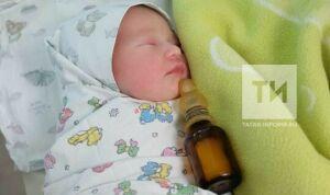 Альметьевцы назвали своих новорожденных малышей Айла, Тамина, Анель и Сальман