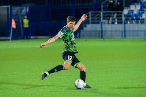ФК «Нефтехимик» выиграл у боснийского «Вележа» в контрольном матче в Турции