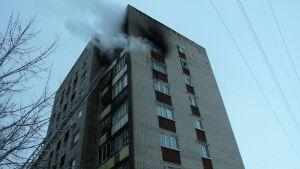 В январе этого года в Татарстане увеличилось число пожаров в жилых районах
