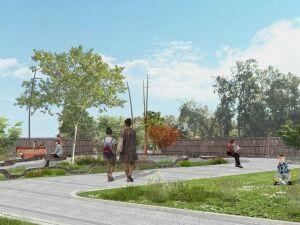 В Нижнекамске появится новое общественное пространство – «Сквер юности»