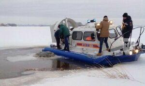 Миндортранс РТ попросил соблюдать меры безопасности около майны в акватории Волги