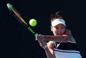 Кудерметова проиграла второй ракетке мира и выбыла из турнира Australian Open