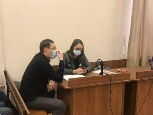 Экс-глава ОП «Восход» не признает вины в избиении задержанного