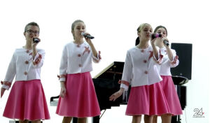 Вокалистки из Бавлов исполнили кавер на песню Элвиса Пресли в «Звездах из Завтра»