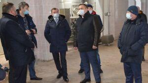 В Апастовском районе Татарстана начнет работу ранее закрытый молочный комбинат