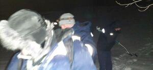 В Челнах спасли пьяного рыбака, который лежал на льду и не мог дойти до берега