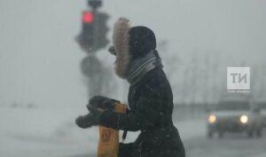 Синоптики Татарстана предупреждают о ледяном дожде
