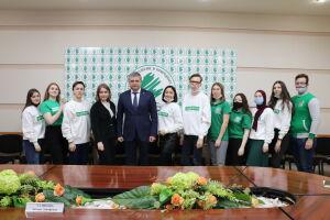 Активистов «Будет чисто» в Татарстане начнут поощрять специальными значками