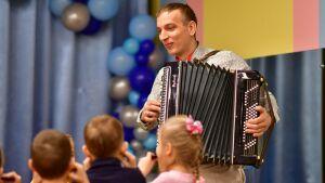 Казанец поборется за главный приз конкурса «Воспитатель года России»