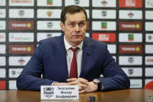 Наставник ХК «Нефтяник» Гизатуллин: В поражении виноваты мы — тренерский штаб