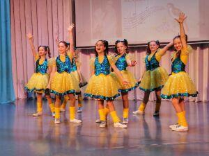 В Менделеевске проходит конкурс детского хорового искусства «Соловушка-2021»