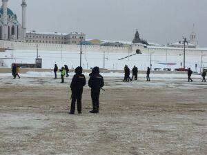 В Казани мирно завершился согласованный митинг