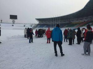 В Казани провели второй этап фестиваля зимних видов спорта