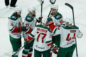 «Ак Барс» выиграл в Риге перенесенный матч регулярного чемпионата КХЛ