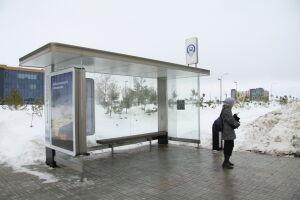 На остановках транспорта в Казани появится больше рекламы
