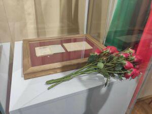 В Нацмузее Татарстана представили подлинники Моабитских тетрадей Мусы Джалиля