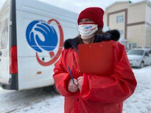 «Тест для победы»: мамадышцы бесплатно сдали кровь на ВИЧ в передвижном мобиле