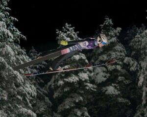 Спортсмен из Лениногорска завоевал бронзу первенства мира по прыжкам с трамплина