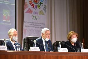 Мухаметшин призвал активнее создавать местные национально-культурные объединения
