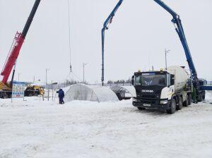 На дороге к аэропорту Казани построят разворотную эстакаду длиной 244,5 метра