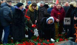 В Нижнекамске проведут митинг памяти в честь погибших воинов-интернационалистов