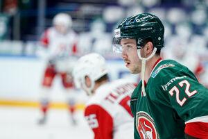 Форвард «Ак Барса» Станислав Галиев: Давно не играл, очень соскучился по игре