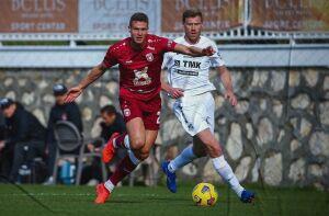 «Рубин» не смог забить «Уралу» в контрольном матче в Турции