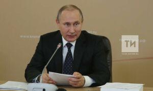Путин поздравил КАМАЗ с 45-летием выпуска первого грузовика