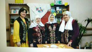 В Алькеевском музее стартовала неделя татарской национальной одежды