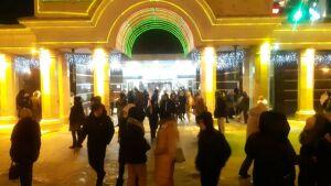 В Казани эвакуируют посетителей и персонал ТЦ «Кольцо»